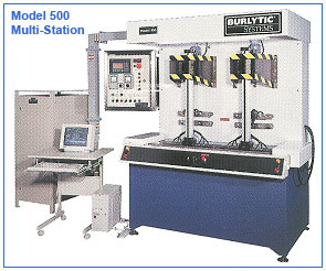 Burlytic® Systems Deburring Process-model 500